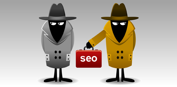 Use occasion negative SEO