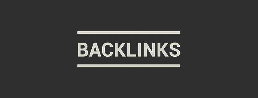 Your Backlinks
